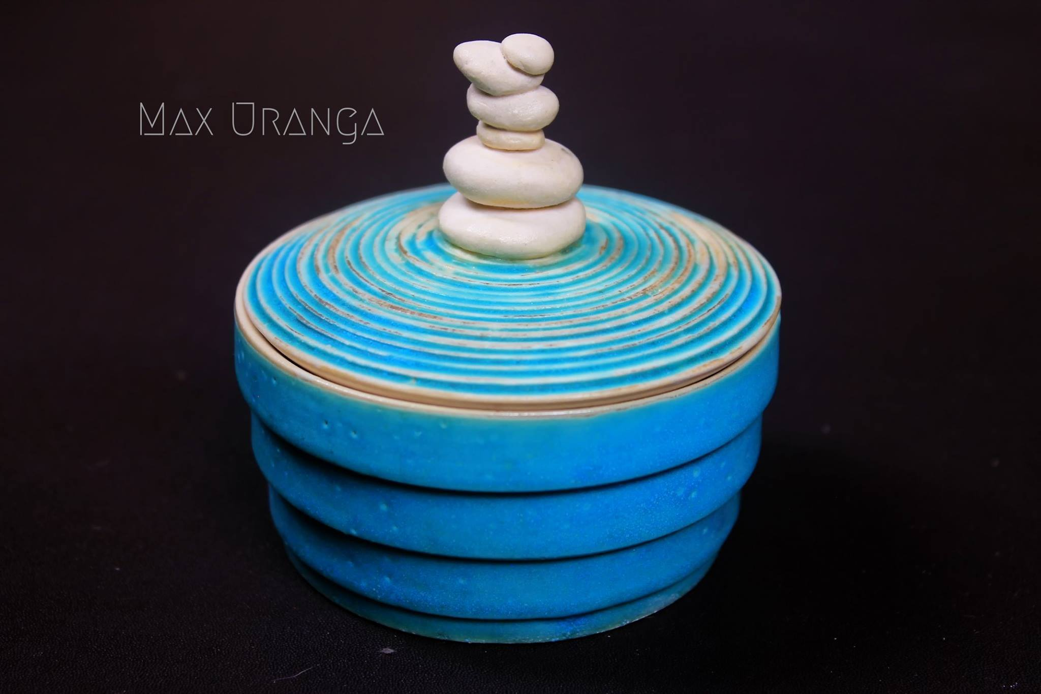 Ceramics by Max Uranga