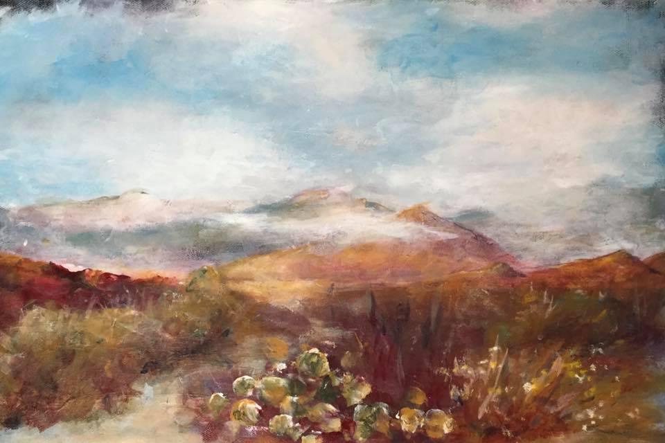 Landscape by Susan Doyle